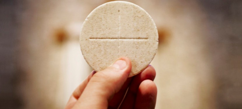 The Who Behind the What: Eucharist Edition