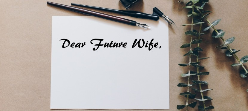 Dear Future Wife: A Man's Perspective on Discernment