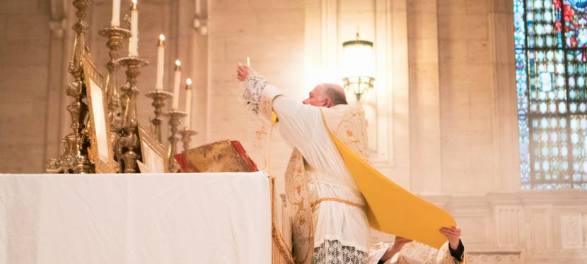 Mass: Our WeeklyMiracle